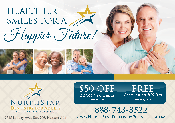 Image of Northstar Dentistry for Adults in Huntersville NC Special Offers