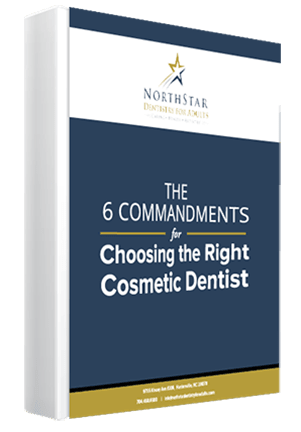 How to choose a Huntersville Cosmetic Dentist eBook cover