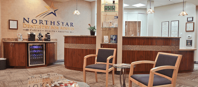 At North Star Dentistry our soothing office decor will make you feel comfortable and relaxed.