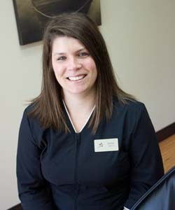 Amber our Huntersville Dental Registered Dental Hygienist