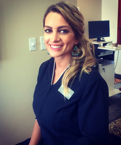 Jillian our Huntersville Dental Hygienist