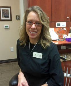 Michelle our Huntersville Dental Assistant