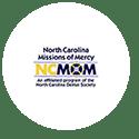 North Carolina Missions of Mercy Logo