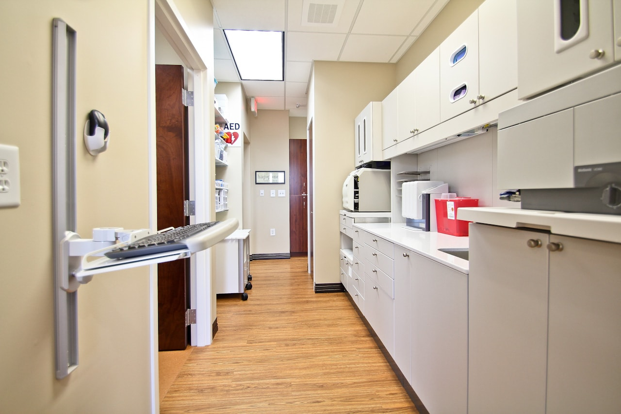 Your Dentist in Huntersville NC Laboratory