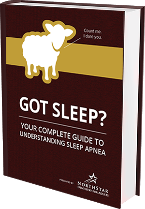Preview image of Dr. Merrills new eBook on treating sleep apnea