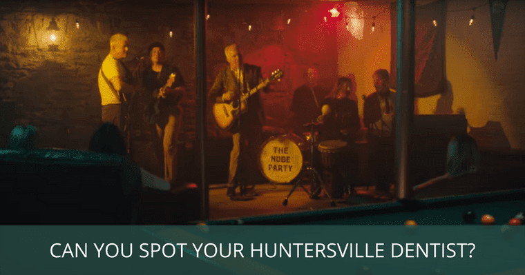 Looking for a Rock Star Dentist in Huntersville?