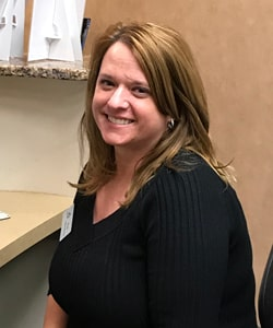 Wendy, our Huntersville Dental Administration and Front Desk team member