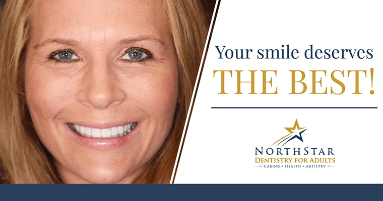 Your smile deserves the best cosmetic dentist in Huntersville, NC
