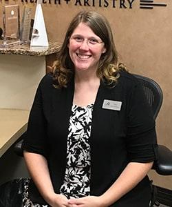 Tracy, Huntersville Dental Administration